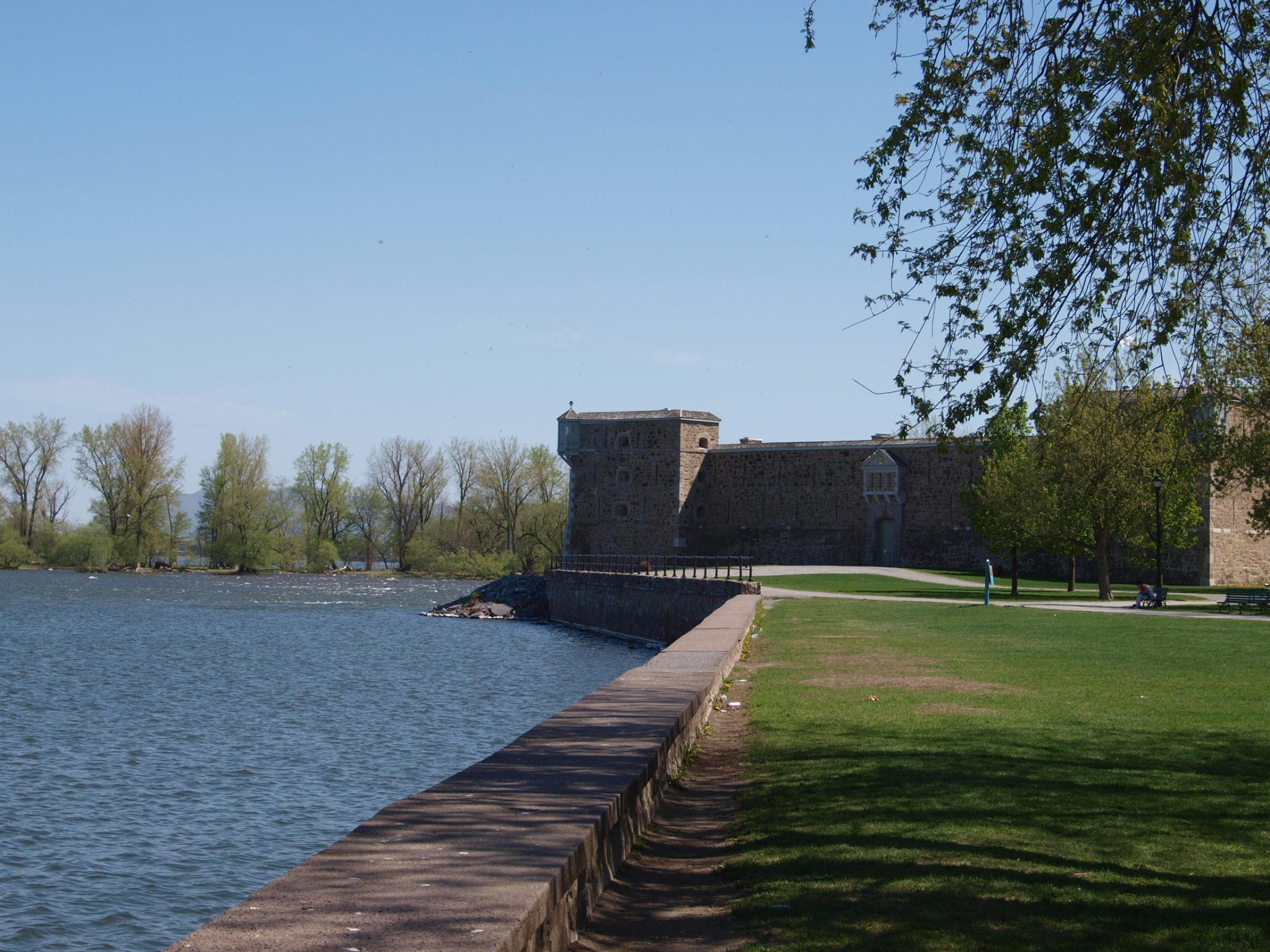 Fort Chambly - Bassin