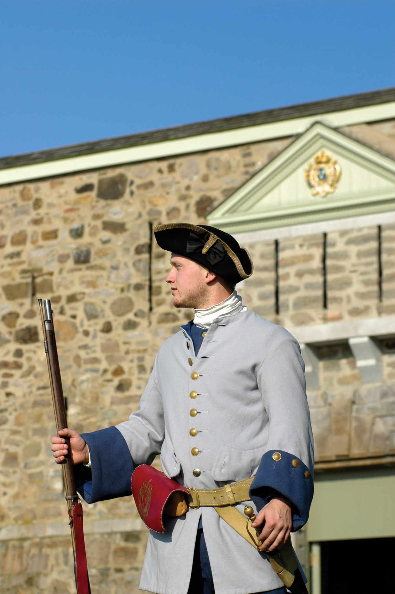 Fort Chambly - Soldat